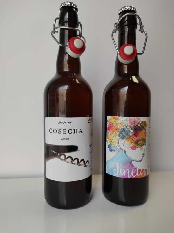 COSECHA Y JINETA 75CL