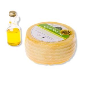 Queso en aceite de oliva CorSevilla (1)