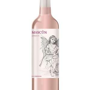 vino rosado garnacha mascun