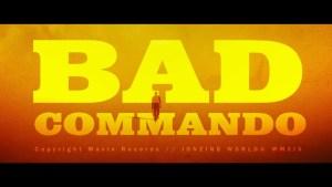 rema bad commando mp4