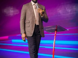 #COZA: Pastor Biodun Speaks On Victory, Prays For Victims