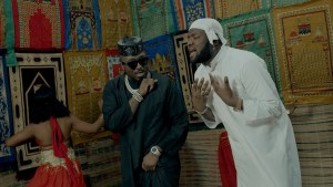 VIDEO: Skales - Tantabara x Ice Prince