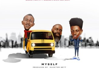 Basketmouth – Myself ft. Oxlade & Show Dem Camp