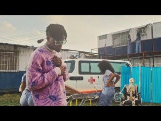 VIDEO: King Perryy – Waist ft. Kizz Daniel