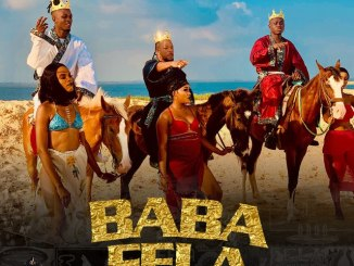 Mr Real ft. Zlatan & Laycon – Baba Fela (Remix)