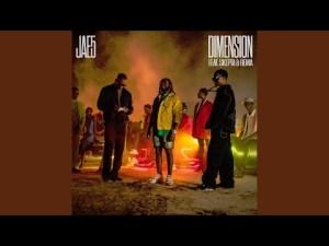 JAE5 – Dimension ft. Skepta & Rema