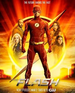 The Flash Season 7 Episode 2 – The Speed of Thought [S07E02]