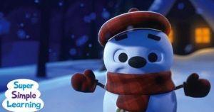 Christmas Song – Little Snowflake