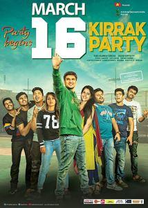 Kirrak Party (2018) [Indian]