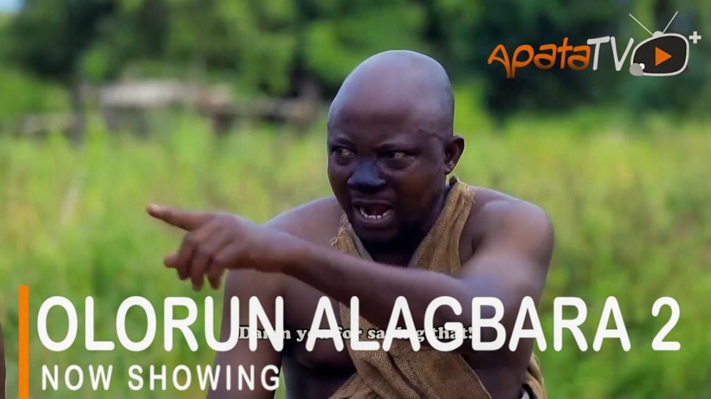 Olorun Alagbara Part 2 – Yoruba Movie 2021