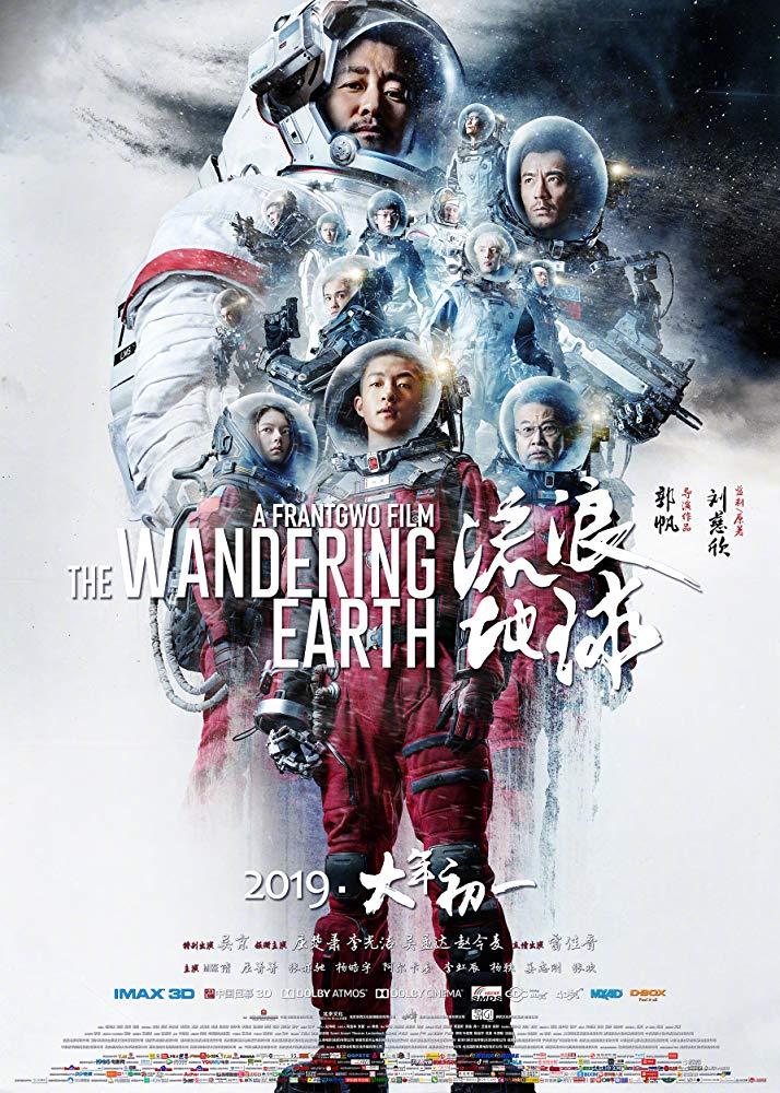 The Wandering Earth (2019) [HC-HDRip] [Chinese]
