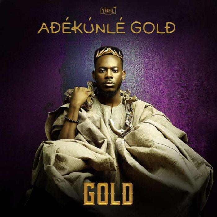 Adekunle Gold – Friend Zone