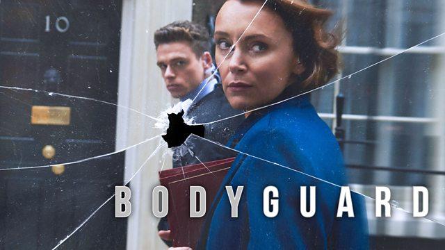 Bodyguard Season 1 Episode 1