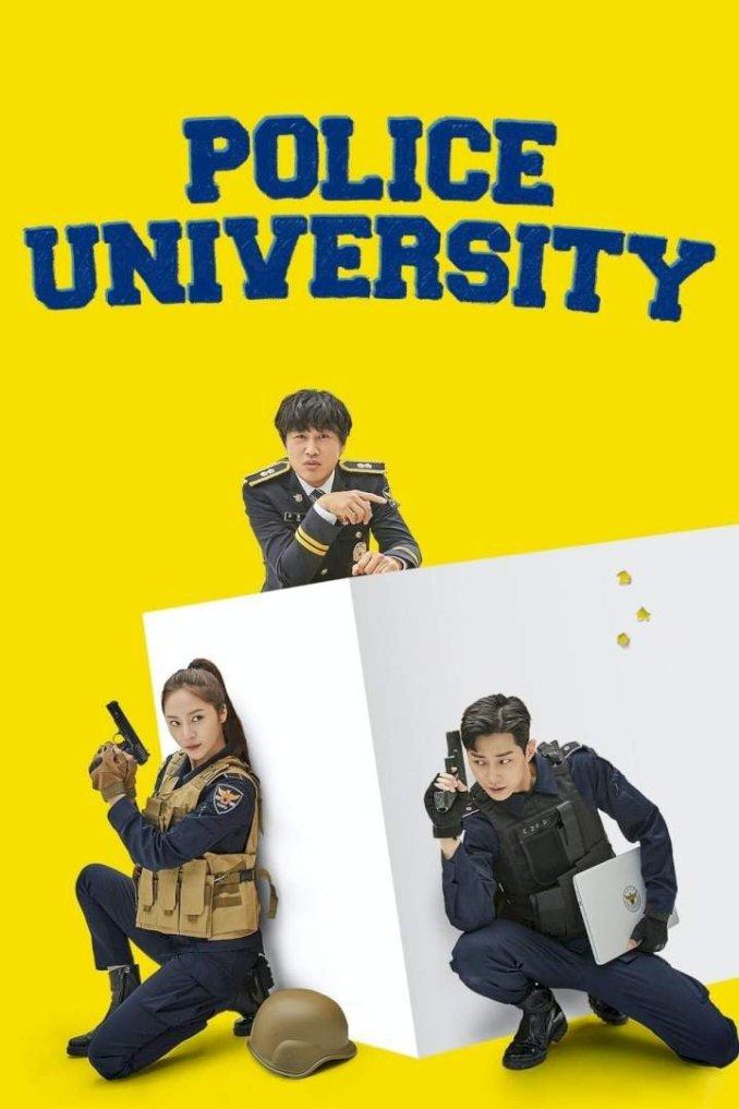 Police University Season 1 Episode 1 (Korean Drama)