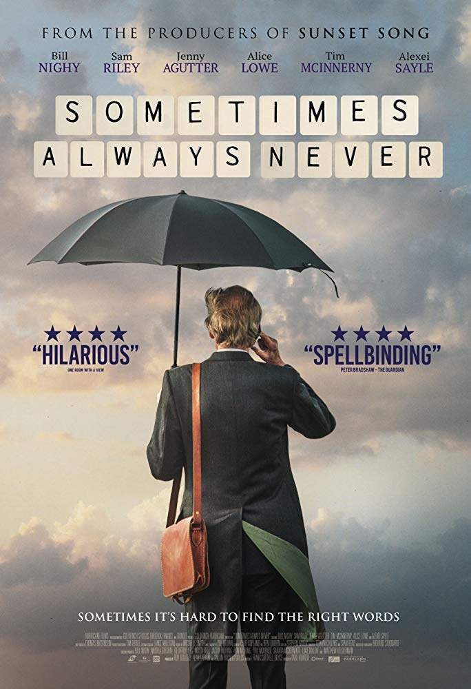 Sometimes Always Never (2018) - Hollywood Movie