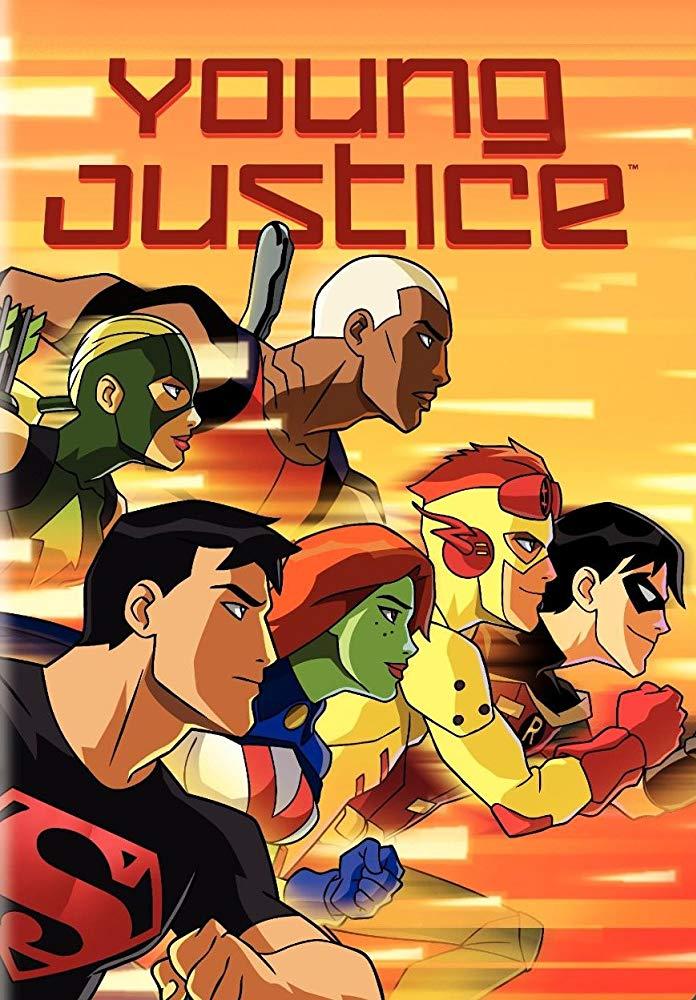 Young Justice Season 3 Episode 12