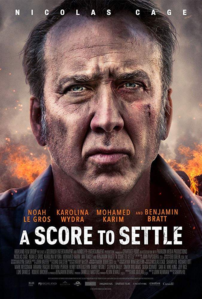 A Score to Settle (2019) - Hollywood Movie