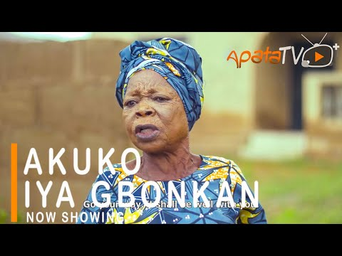 Akuko Iya Gbokan – Yoruba Movie 2021