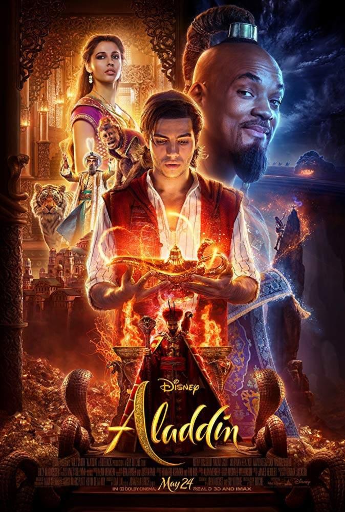 Aladdin (2019) [HDRip] - Hollywood Movie