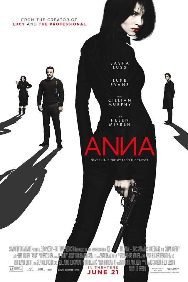 Anna (2019) - Hollywood Movie