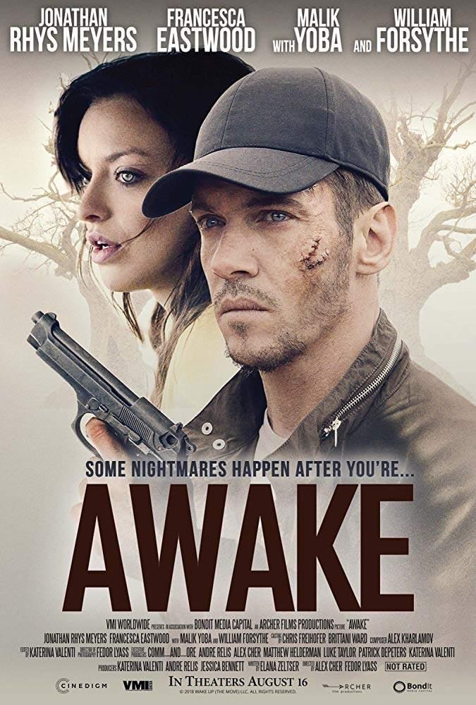 Awake (2019) - Hollywood Movie