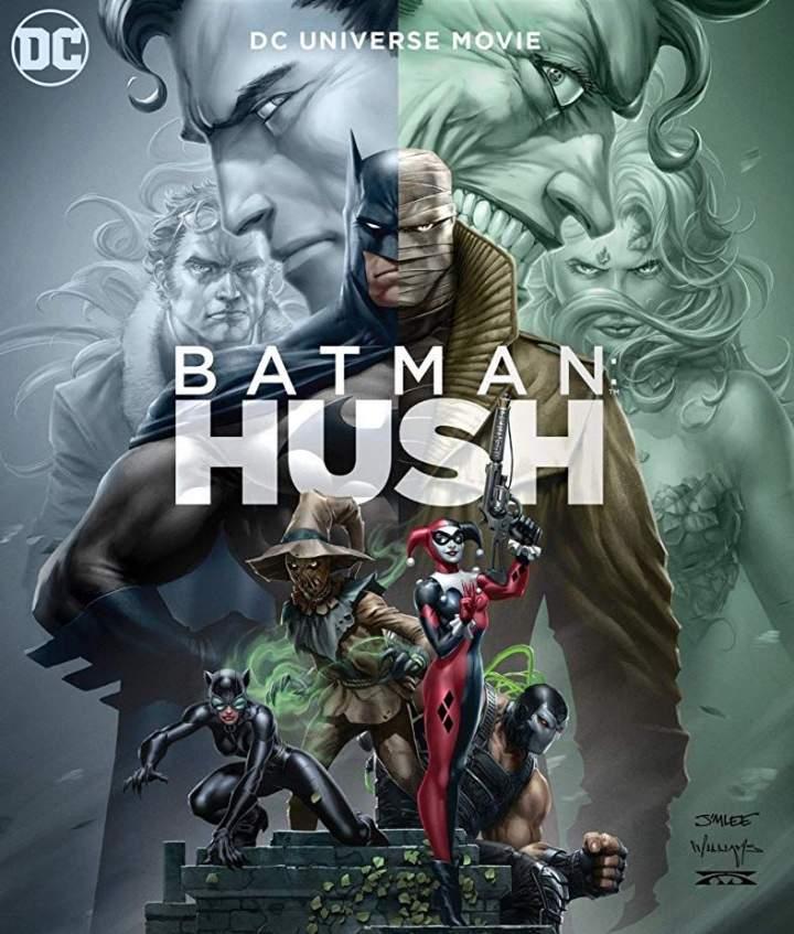 Batman: Hush (2019) - Hollywood Movie