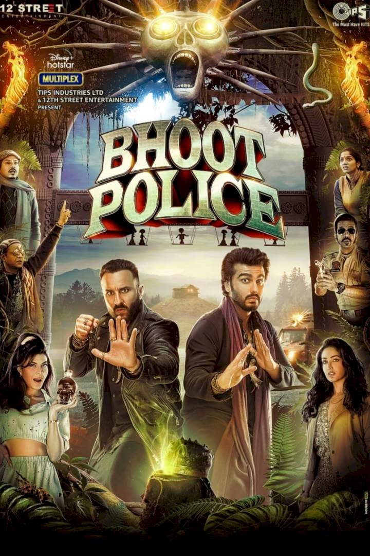 Bhoot Police (2021) [Indian] Movie