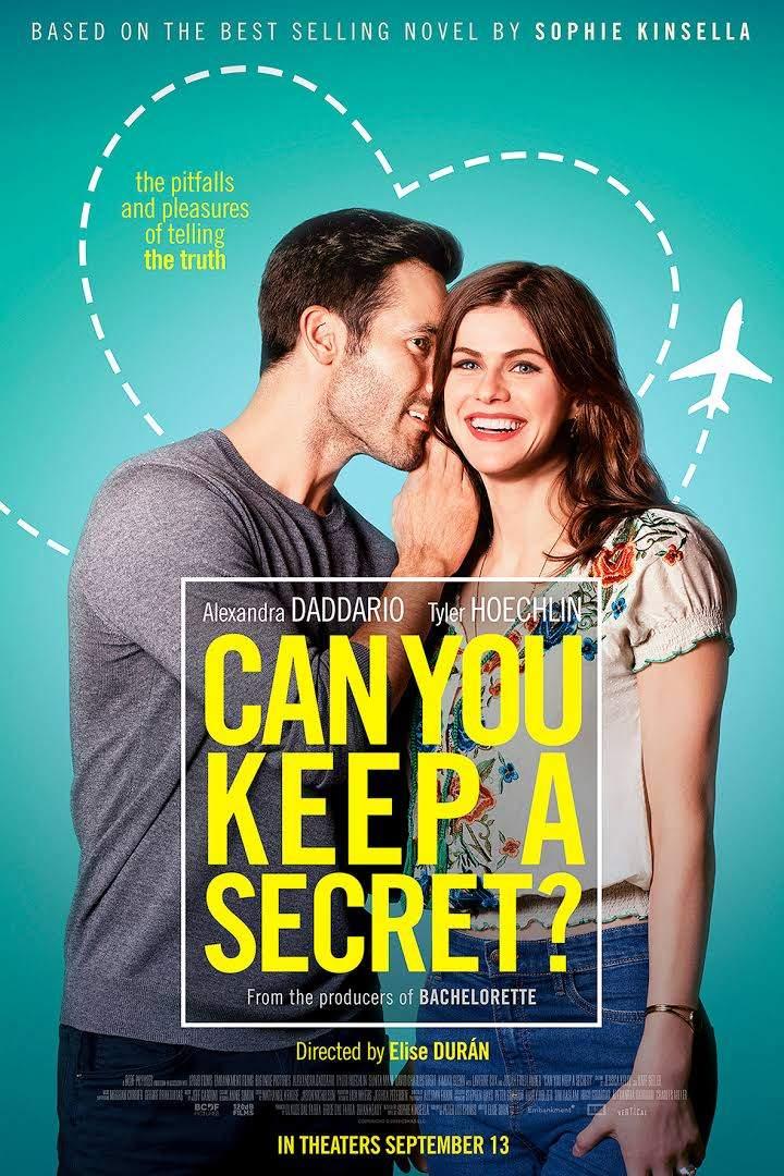 Can You Keep a Secret? (2019) - Hollywood Movie
