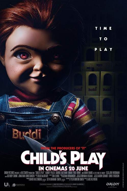 Child's Play (2019) - Hollywood Movie