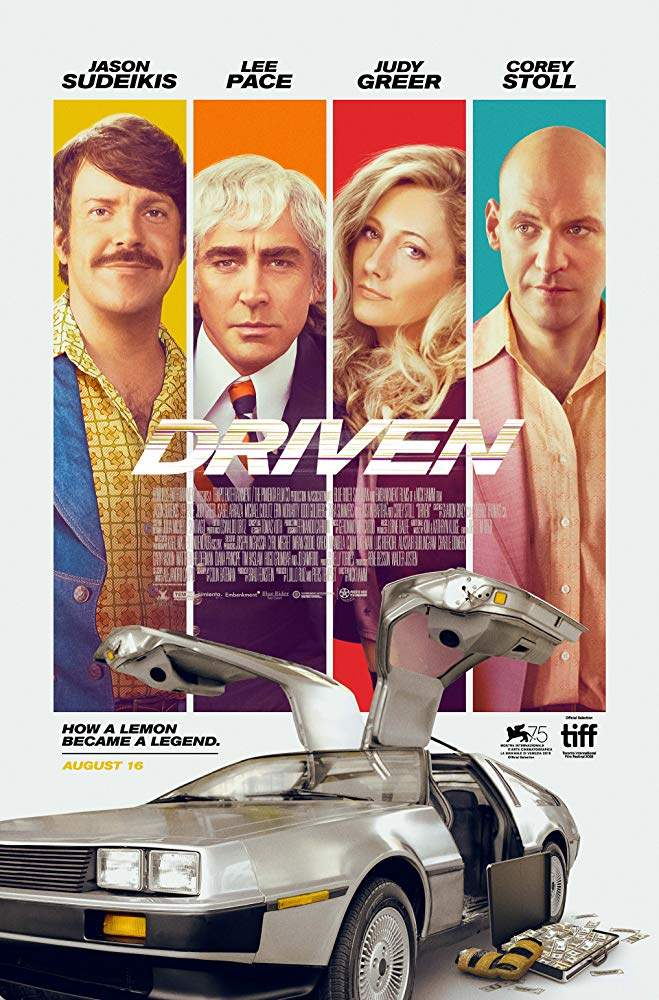 Driven (2018) - Hollywood Movie