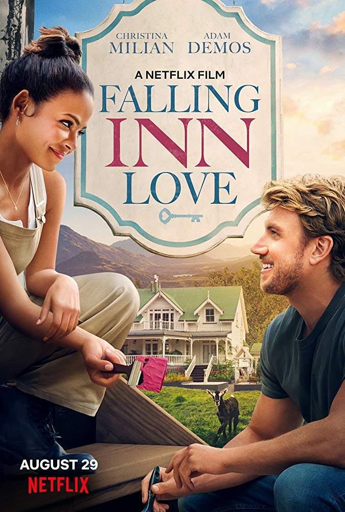 Falling Inn Love (2019) Movie