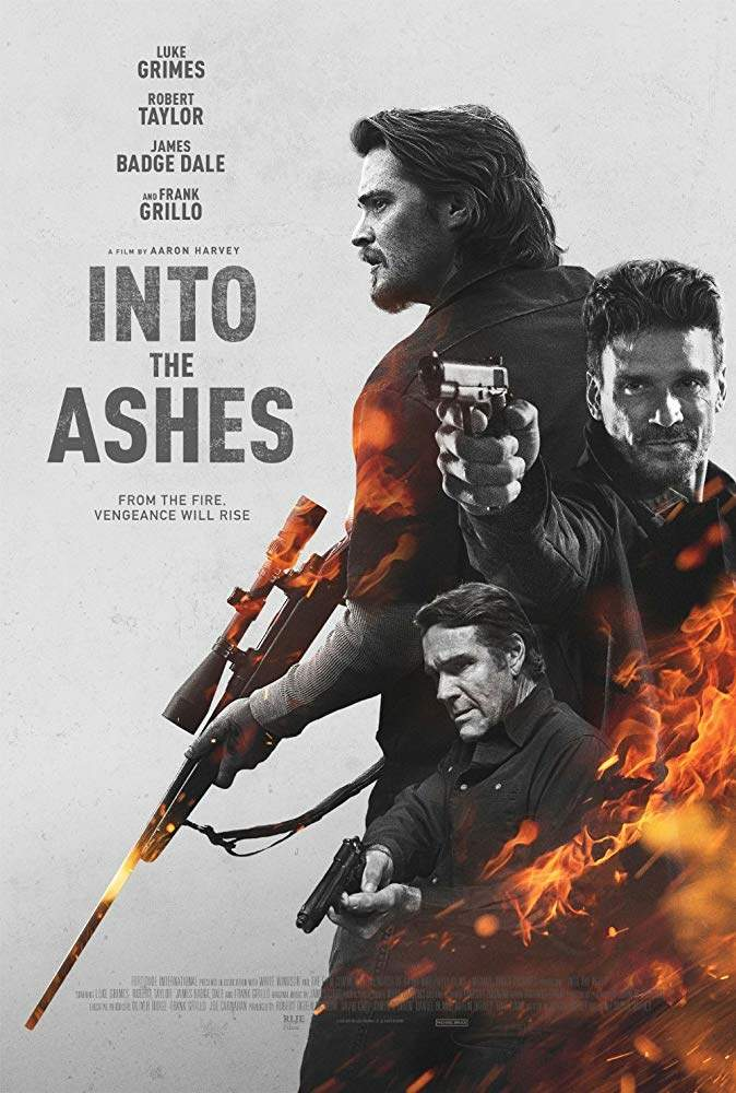 Into the Ashes (2019) - Hollywood Movie