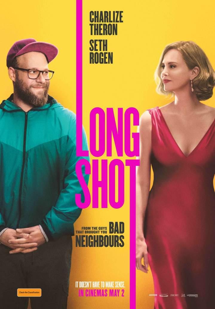 Long Shot (2019) - Hollywood Movie