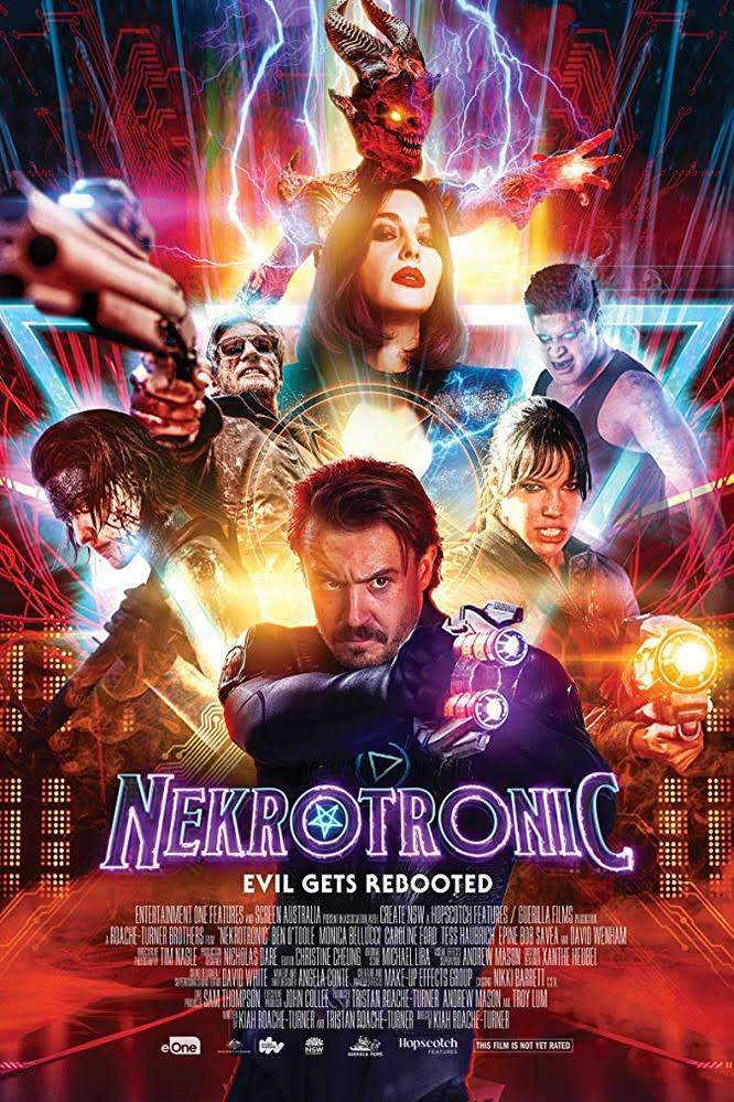 Nekrotronic (2018) - Hollywood Movie