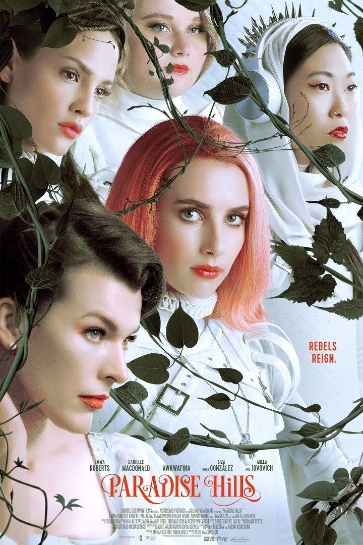 Paradise Hills (2019) - Hollywood Movie