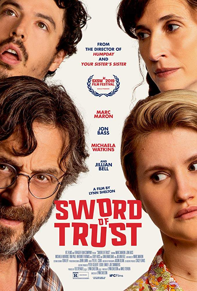 Sword of Trust (2019) - Hollywood Movie