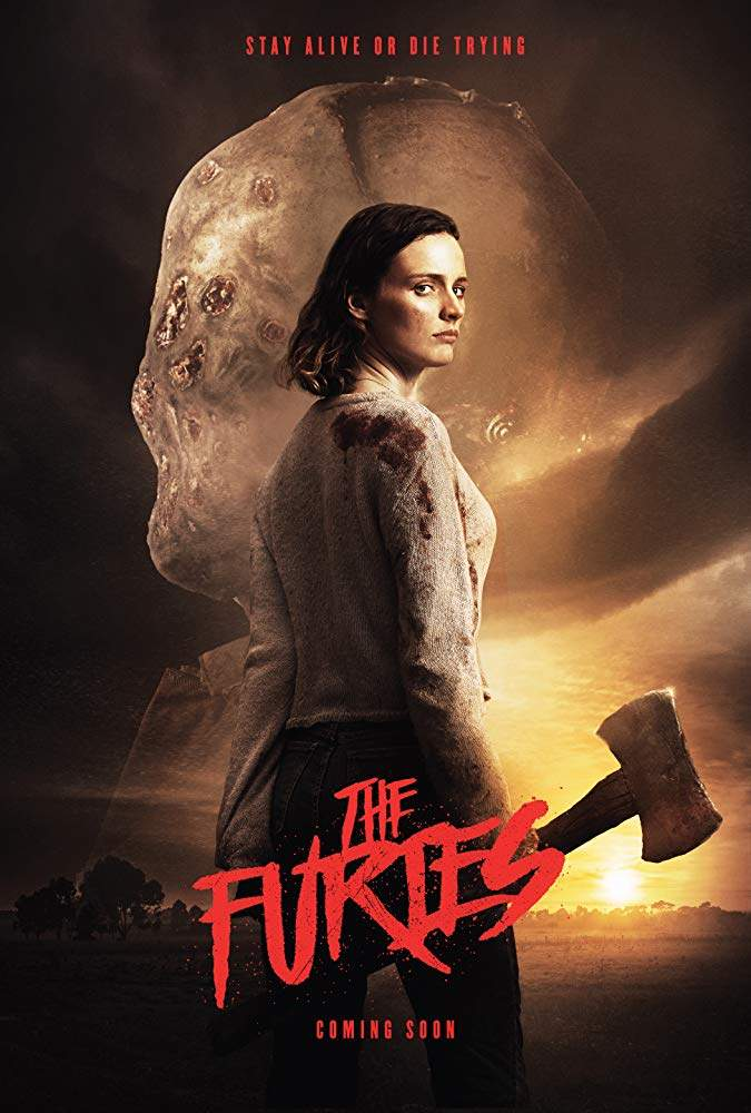 The Furies (2019) Movie