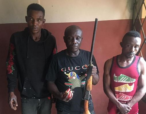 Three Suspects Remanded Over Alleged Attempt To Abduct Family In Edo
