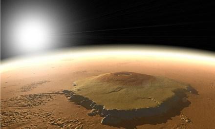 Volcanes del Sistema Solar