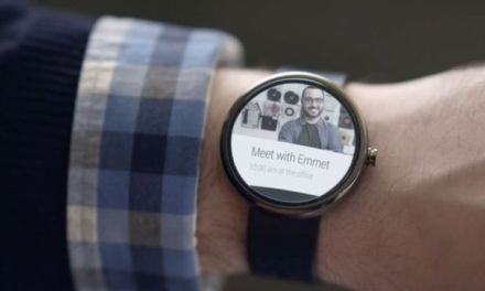 Google lanza una plataforma para relojes inteligentes