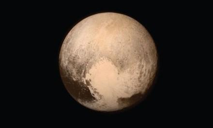 ¿Plutón (otra vez)?