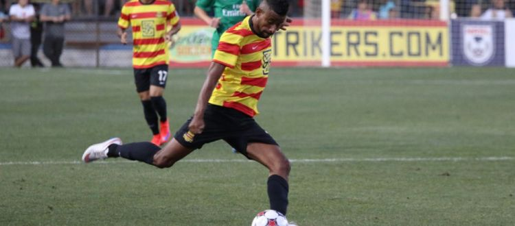 Leo Moura (courtesy Fort Lauderdale Strikers)