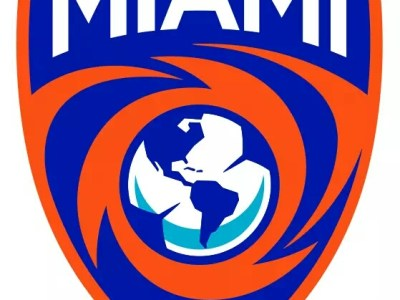 The official crest of NASL's Miami FC