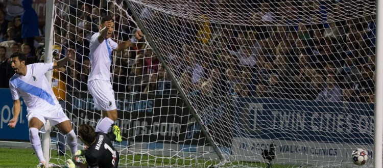 Disallowed goals were the big talking point. (Photo: Minnesota United FC)
