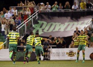 Photo: Tampa Bay Rowdies