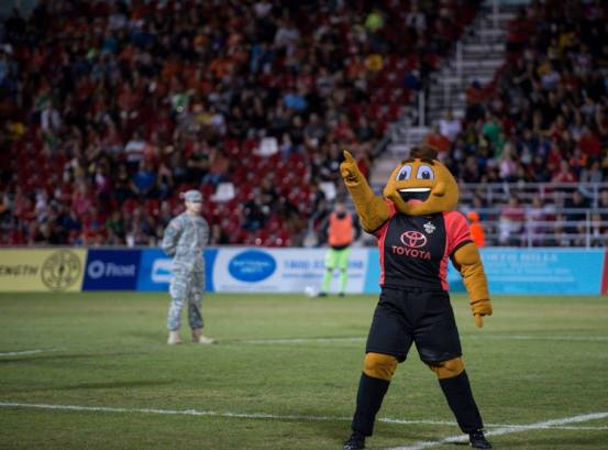 The loss of the Scorpions didn't hurt San Antonio soccer, but it sure stings for NASL