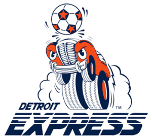 The Detroit Express played in the original NASL