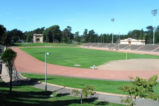 Kezar Stadium is a non-ideal venue, but the best option in San Francisco