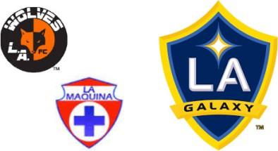 Wolves La Maquina vs Galaxy