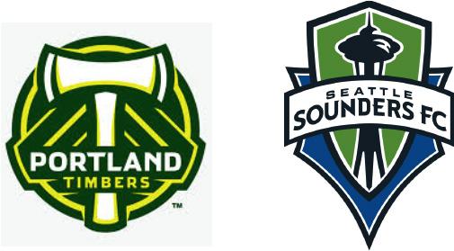 Timbers vs. Sounders